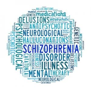 Schizophrenia-word-collage